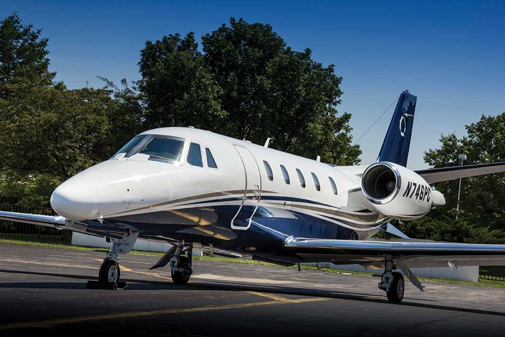 The Jet » Pacific Jet Charter, Inc